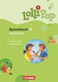 LolliPop Sprachbuch 3. Schuljahr. Arbeitsheft