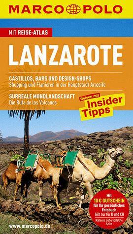 MARCO POLO Reiseführer Lanzarote - Weniger, Sven