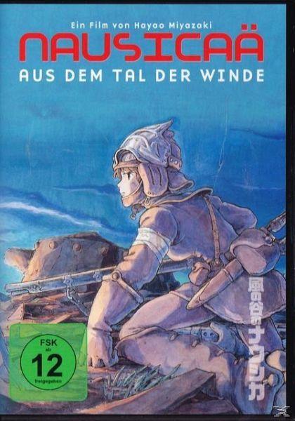Nausicaä Aus Dem Tal Der Winde Kinox
