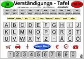 Verständigungs-Tafel - Schreibtafel -
