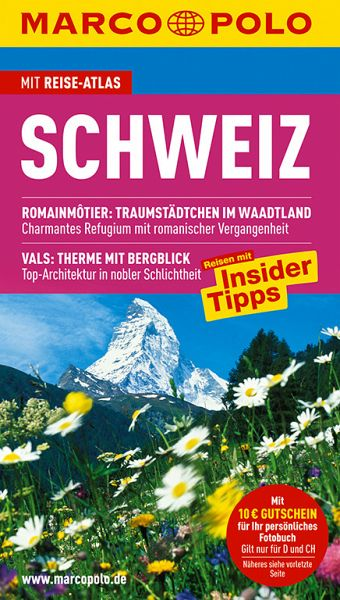 MARCO POLO Reiseführer Schweiz - Stofer, Judith
