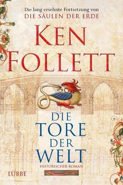 Die Tore der Welt / Kingsbridge Bd.2 - Follett, Ken