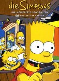 Die Simpsons - Die komplette Season 10 (Collector's Edition, 4 DVDs)