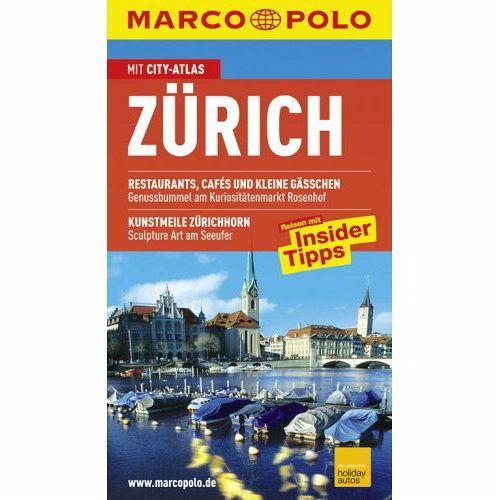 MARCO POLO Reiseführer Zürich - Hegi, Christof; Attinger, Gabrielle