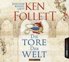 Die Tore der Welt, 12 Audio-CDs - Follett, Ken