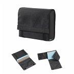 CardSkin Schutzhülle für Karteikarten onyx-schwarz, Karteikarten-Tasche