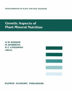 Genetic Aspects of Plant Mineral Nutrition - Bassam, Nasir El; Dambroth, M.; Loughman, B. C.