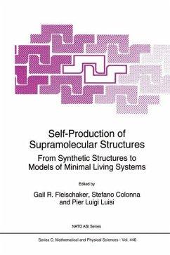 Self-Production of Supramolecular Structures - Fleischaker