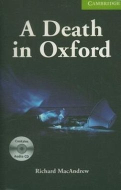 CERS A Death in Oxford with CD