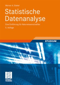 Statistische Datenanalyse - Stahel, Werner A.