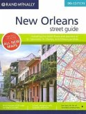 Rand McNally New Orleans Street Guide: Including the North Shore and Portions of St. Tammany, St. Charles, and Orleans Parishes