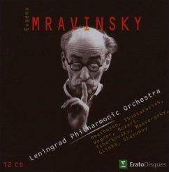 Mravinsky Edition - Mravinsky,Evgeny/Lp