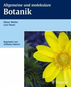 Allgemeine und molekulare Botanik - Weiler, Elmar;Nover, Lutz