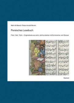 Persisches Lesebuch, m. Audio-CD