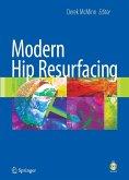 Modern Hip Resurfacing [With DVD]