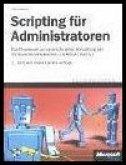 Scripting für Administratoren