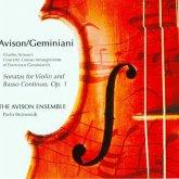 Sonatas For Violin And Basso