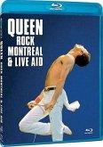 Queen - Queen Rock Montreal & Live Aid