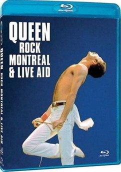 Rock Montreal & Live Aid (Bluray)
