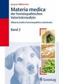 Materia Medica der homöopathischen Veterinärmedizin II