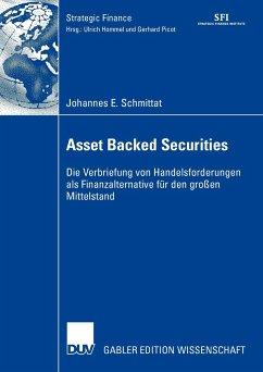 Asset Backed Securities - Schmittat, Johannes E.
