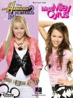 Hannah Montana2 - Meet Miley Cyrus, piano-vocal-guitar