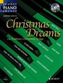 Christmas Dreams, für Klavier, m. Audio-CD