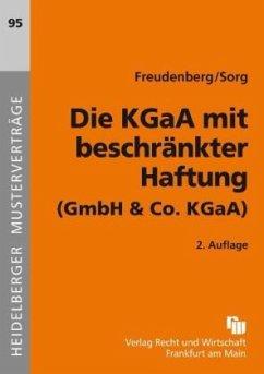 Die KGaA mit beschränkter Haftung (GmbH und Co....