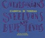 Calypsonians,Steelplans & Blue D
