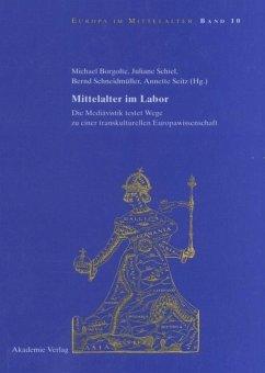 Mittelalter im Labor 10 - Borgolte, Michael / Schneidmüller, Bernd / Schiel, Juliane / Seitz, Annette (Hrsg.)