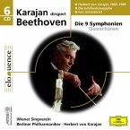 Sinfonien 1-9 (Ga) 1976-77/Ouvertüren