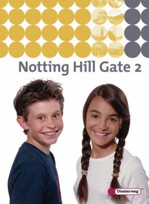 Notting Hill Gate 2. Textbook Bd.2