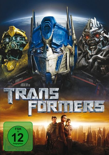 Transformers (Einzel-DVD) - Anderson,Anthony/Duhamel,Josh/Fox,Megan