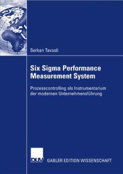 Six Sigma Performance Measurement System