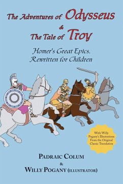 The Adventures of Odysseus & the Tale of Troy