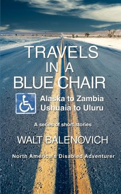 Travels in a Blue Chair