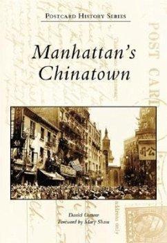 Manhattan's Chinatown - Ostrow, Daniel