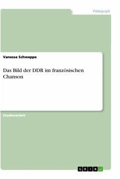 Das Bild der DDR im französischen Chanson