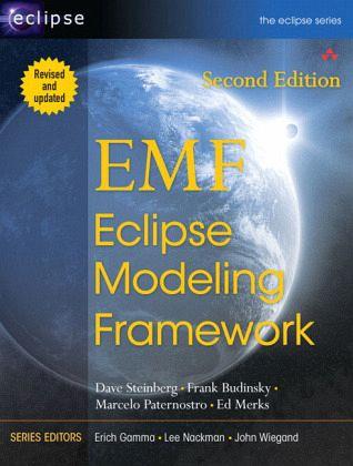 EMF. Eclipse Modeling Framework - Steinberg, David; Budinsky, Frank; Paternostro, Marcelo; Merks, Ed