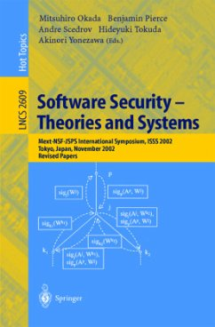 Software Security -- Theories and Systems - Okada