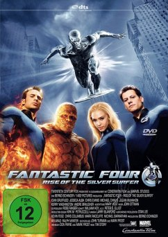 Fantastic Four - Rise of the Silver Surfer - Keine Informationen