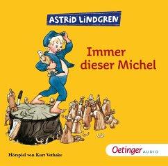 Immer dieser Michel, 1 Audio-CD - Lindgren, Astrid