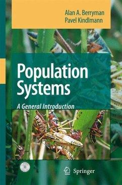 Population Systems - Berryman, Alan A.; Kindlmann, Pavel