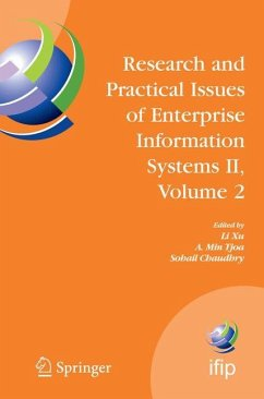 Research and Practical Issues of Enterprise Information Systems II / 2