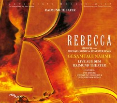 Rebecca-Das Musical-Gesamt - Original Cast Wien