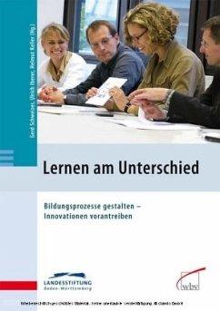 Lernen am Unterschied - Schweizer, Gerd / Iberer, Ulrich / Keller, Helmut (Hgg.)