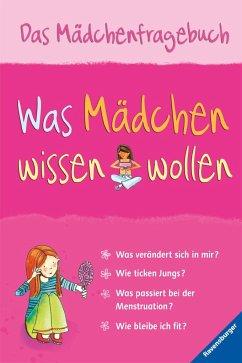 9783473551446 - Susan Meredith: Was Mädchen wissen wollen: Das Mädchenfragebuch - Buch