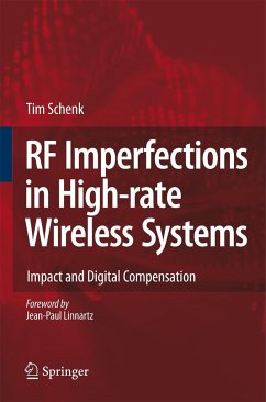 RF Imperfections in High-rate Wireless Systems - Schenk, Tim