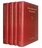 Althochdeutsches Wörterbuch. Band III: E-F