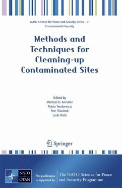 Methods and Techniques for Cleaning-up Contaminated Sites - Annable, Michael D. / Teodorescu, Maria / Hlavinek, Petr / Diels, Ludo (eds.)